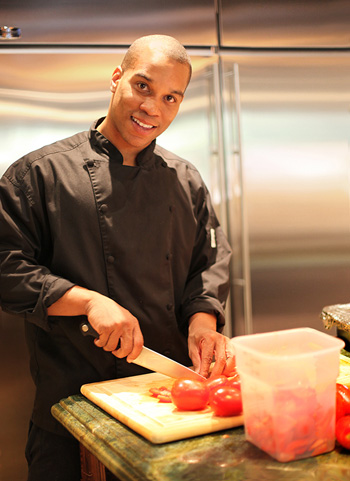 Photo of Chef Justin